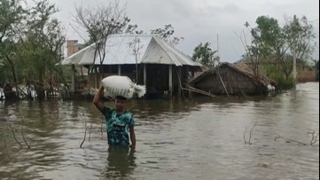 Hundreds of thousands homeless after Cyclone Amphan