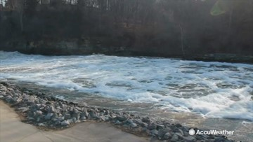 Another state in the Midwest keeping an eye on water levels