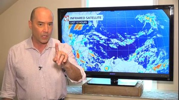 Where could the next tropical system form in Atlantic?