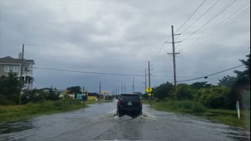 More than just a few puddles on the road