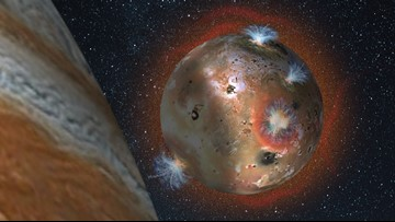 Jupiter's Fiery Moon May Not Have an Underground Magma Ocean
