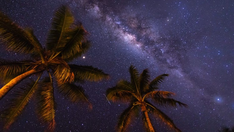 Tiny Island is Named World's First 'Dark Sky Nation'