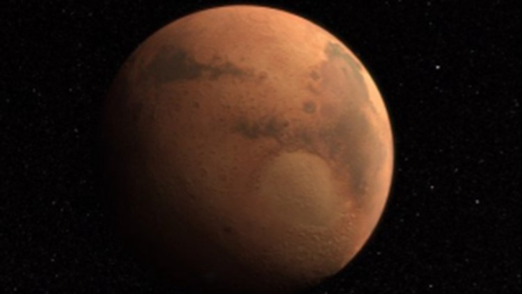 What Exactly Is Hidden Under the Surface of Mars?
