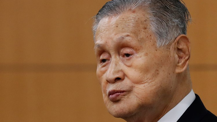 Tokyo Olympic organizing committee president resigns after comments about women