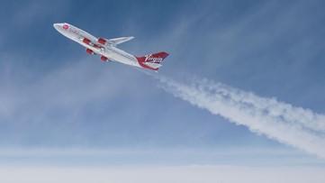 1st space test launch by Richard Branson's Virgin Orbit postponed
