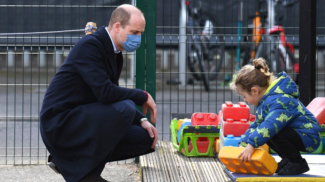 Prince William defends UK royal family against racism claims