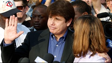 Former Illinois Gov. Blagojevich out of prison custody