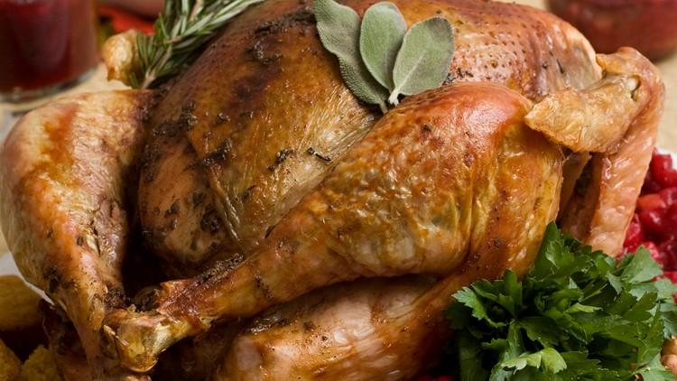 Thanksgiving Turkey file AP