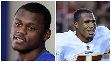 NFL cornerbacks DeAndre Baker, Quinton Dunbar released from jail on bond