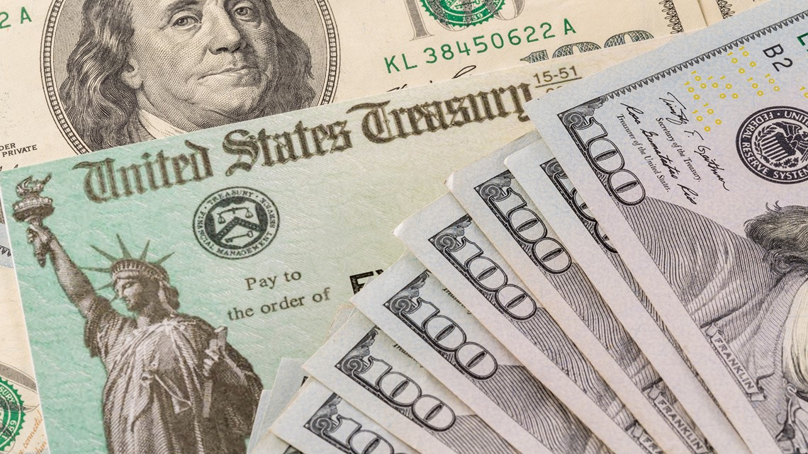Third stimulus check: Updated timeline for ,400 payments