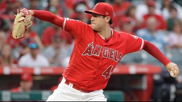 Los Angeles Angels pitcher Tyler Skaggs dead at 27