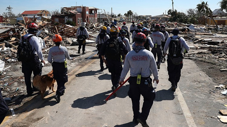There are many ways you can donate to the Hurricane Michael relief efforts.
