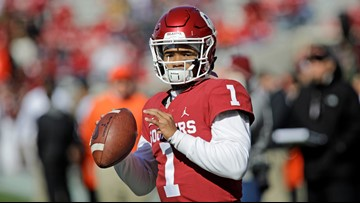 Oklahoma quarterback Kyler Murray wins 2018 Heisman Trophy