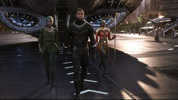 Black Panther is coming back to theaters, and you can get tickets for FREE