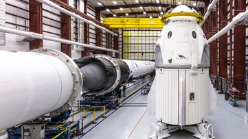 NASA's human spaceflight chief resigns just days before historic SpaceX launch
