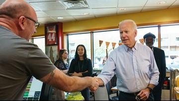 He's in: Joe Biden officially joins presidential race