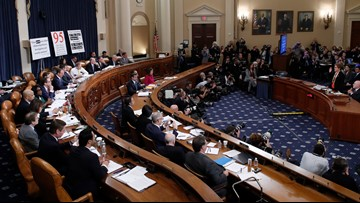 Ex-Ukraine Ambassador Yovanovitch gets standing ovation after impeachment hearing