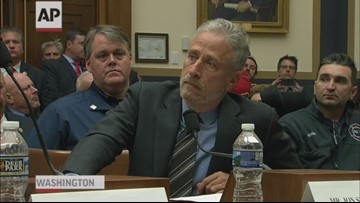Committee passes bill to extend 9/11 victim funding after Jon Stewart blasts lawmakers