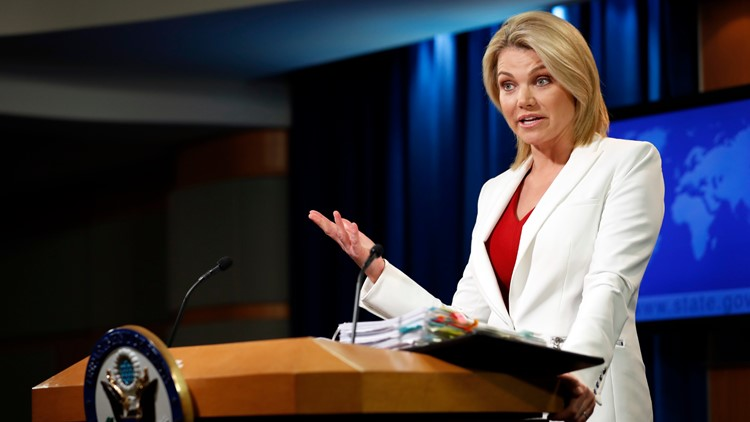 Heather Nauert withdraws bid to be UN ambassador