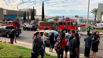 1 dead, 3 hurt in Southern California high school shooting