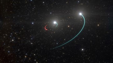 Astronomers find closest known black hole to Earth, hints of more
