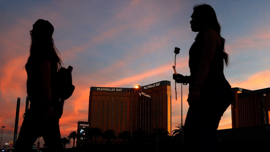 MGM: Las Vegas shooting settlement may be $800 million
