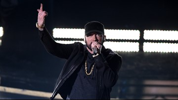 How Eminem pulled off his surprise performance at the Oscars