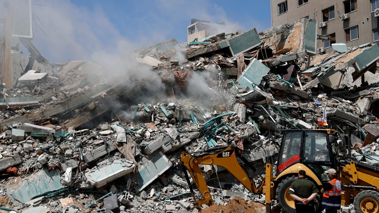 Calls mount for Gaza-Israel cease-fire, greater US efforts