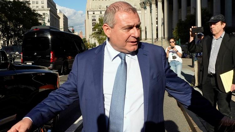 Giuliani associate Lev Parnas convicted of campaign finance crimes