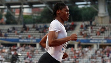 IAAF claims Olympic champion Semenya is 'biologically male'