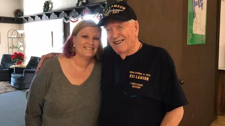 Sue Morse and Dad