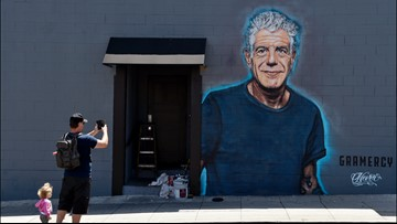 Celebrity chefs to remember Anthony Bourdain with 'Bourdain Day' on June 25
