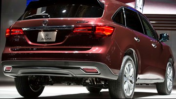 Acura recalls 360K SUVs worldwide because tail lights can go dark