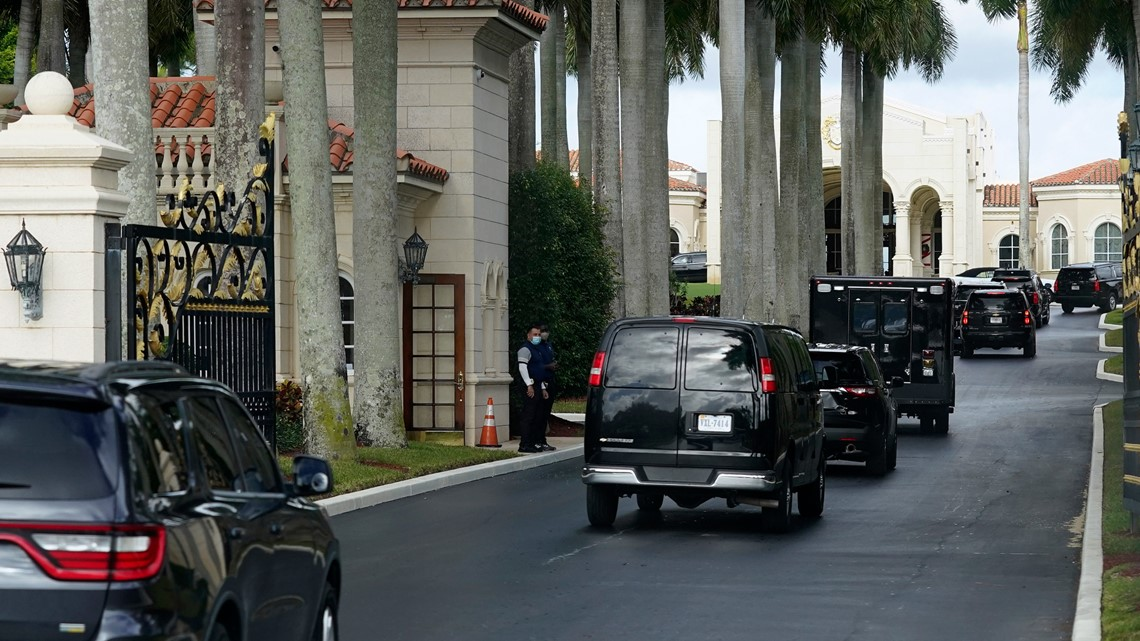President Trump golfs in Florida as COVID-19 relief hangs in the balance