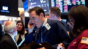 Wall Street's rally fizzles as oil prices suddenly plunge Tuesday