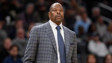 NBA legend Patrick Ewing has COVID-19, Georgetown announces