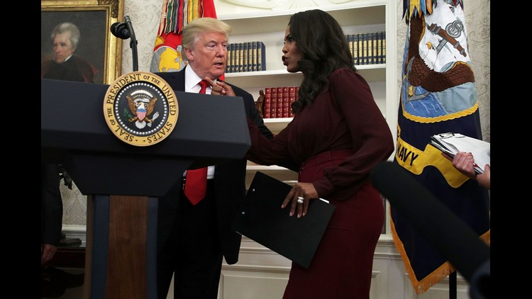 Omarosa releases recording of apparent job offer from Lara Trump