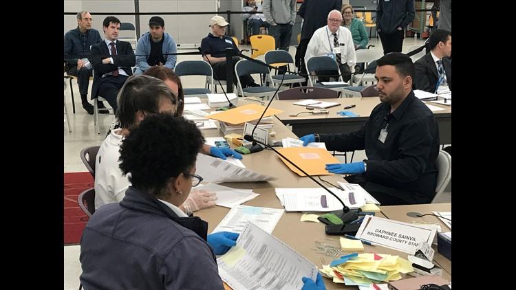 Florida recount: Sen. Bill Nelson concedes following manual recount; Rick Scott heads to Senate