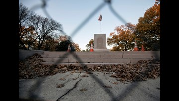 Memphis among cities where future of Confederate statues remains unclear