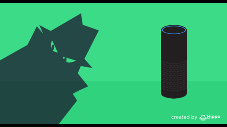 """A new Alexa """"skill,"""" Away Mode, tries to trick burglars into thinking somebody is home by playing long audio clips that sound like real – albeit absurd–conversations that could be happening inside."""