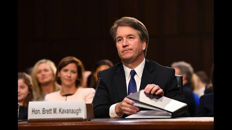 Brett Kavanaugh's friend Mark Judge declines to testify about alleged sexual assault