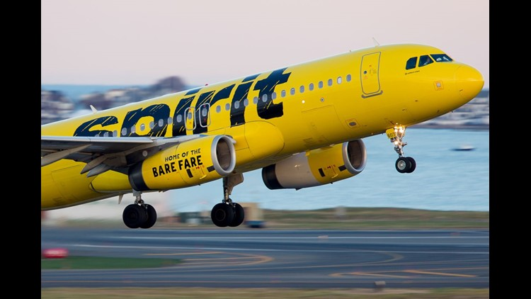Budget airline Spirit will offer in-flight WiFi starting next summer
