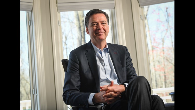 XXX _JG 137104  JAMES COMEY  4-13-20_JMG_09174.JPG USA DC