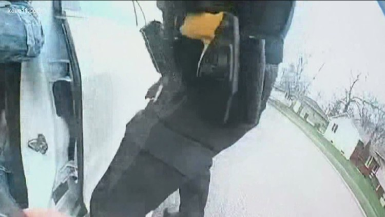 KARE 11 Investigates: A prior gun and Taser police shooting mistake in Minnesota