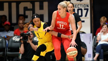 New WNBA TV deal with CBS Sports nearly doubles national exposure