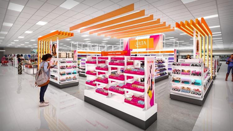 Target will start launching 100 Ulta Beauty mini shops in August