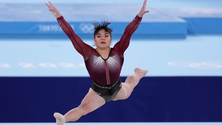 Mexican gymnast makes history with fourth place finish in women's vault