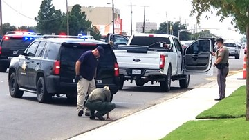 """Texas shooter called  911 with """"rambling statement"""" 15 minutes before shooting began, FBI says"""