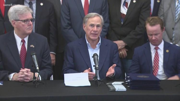 Texas governor expands gun rights less than a week after Austin mass shooting
