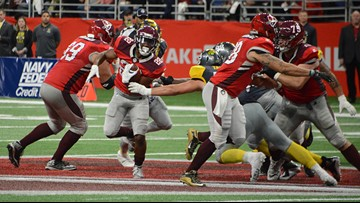 Report: AAF's future in jeopardy without bailout from NFL players' union
